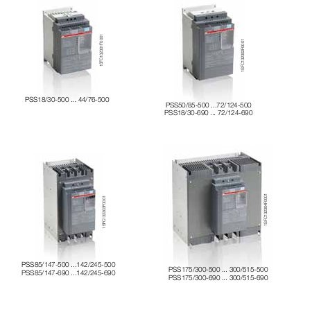 Low Voltage Soft Starters