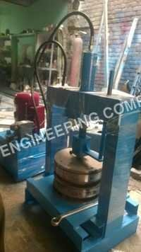 Hand Lever Hydraulic Machine