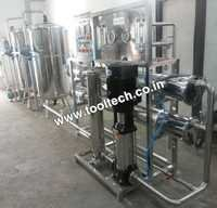 SS RO Water Treatment Plant