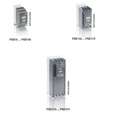 ABB Low Voltage Soft Starters