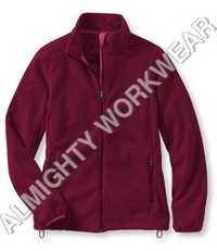 Colored Fleece Jacket