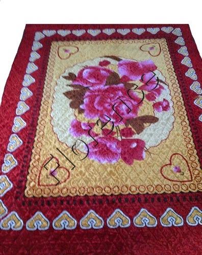 Designer Chenille Blanket