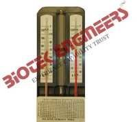 Dry & Wet Bulb Thermometer