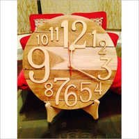 Wooden Wall Clock