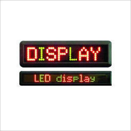 Dual Color Digital LED Display Board with Controller TCP/IP