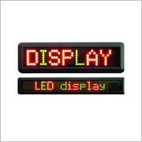 Dual Line Digital LED Display Board