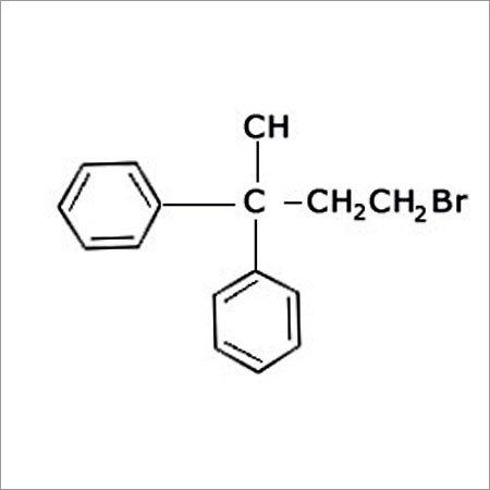 4-Bromo-2, 2-Diphenylbutyronitrile