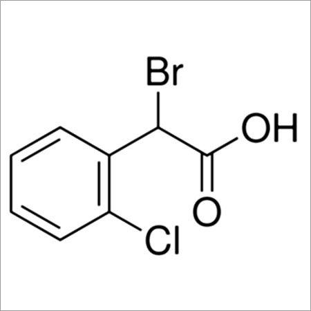 Alpha Bromo-2-Chlorophenylacetic Acid
