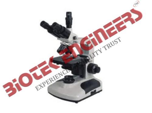 Photomicrographic Equipment Trinocular Microscope