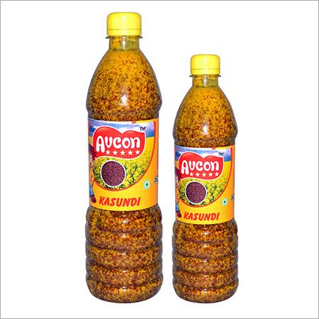 Kasundi Mustard Sauce