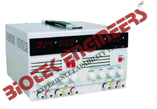 30V/5A - Power Supply 2 Channel