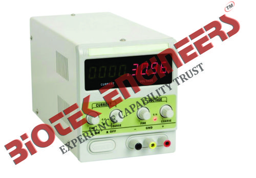 30V/3A - 4 Digit Display - Power Supply