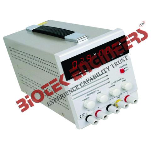 30V/3A & Fix 3.3/5V - Power Supply