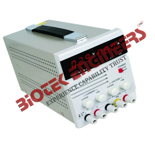 30V/3A & Fix 3.3/5V - Power Supply