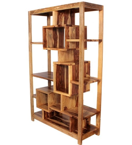 Wooden Display Unit