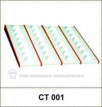 Optical Counter Display Tray Set of 5 Trays