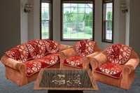 Elegant chenille sofa cover