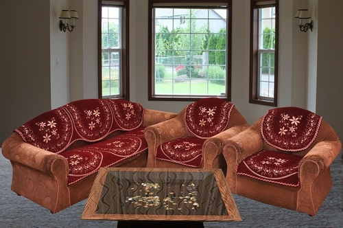 FIVE SEATER SOFA COVER