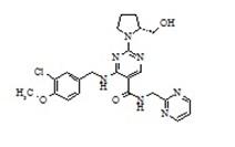 Avanafil Impurity - 8  Avanafil R-isomer