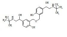 Salbutamol Sulphate Impurity-F