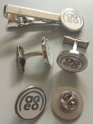 Printed Tie Pin