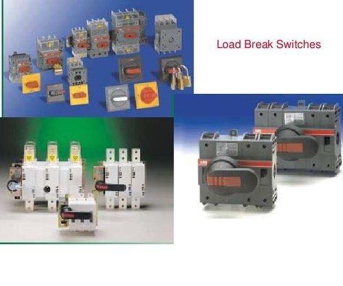 Load Break Switches