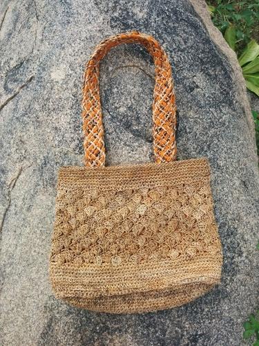 Flower Design Bag