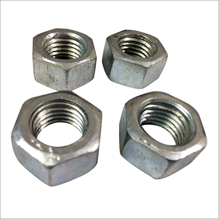 Cold forged Nut