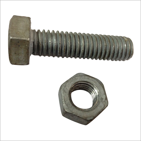 Hot Dip Galvenized Hex Bolt