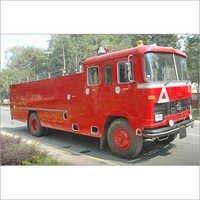 Defense Fire Fighting Trucks