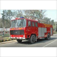 Emergency Rescue Tender