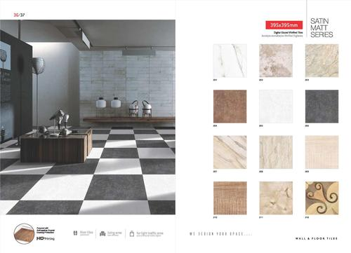White Porcelain Tiles
