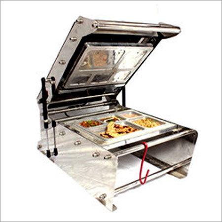 5 CP Meal Tray Sealing Machine