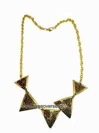 BRASS NECKLACE