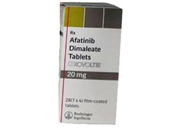 Afatinib 20 mg Tablets
