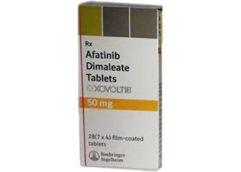 Xovoltib Afatinib 50 mg