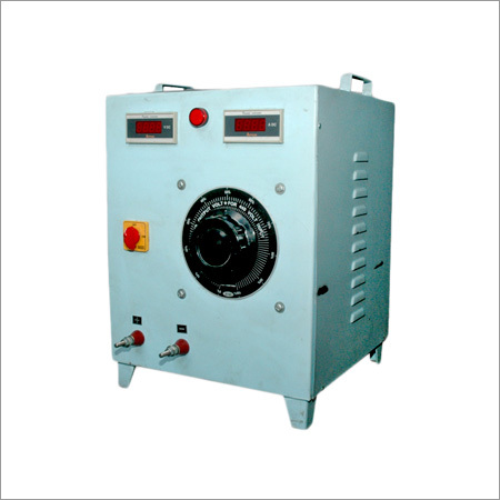 Electroplating Anodised Rectifier