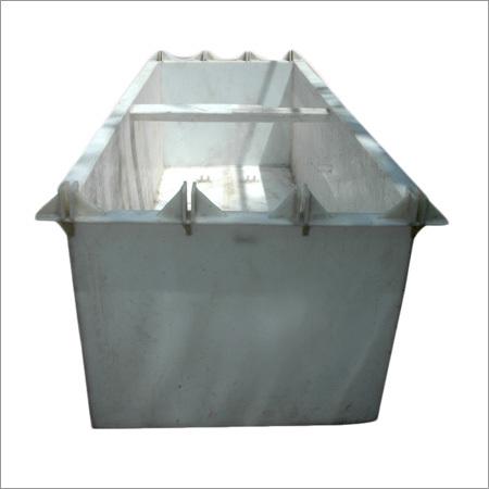 Electroplating Plant PP Tank