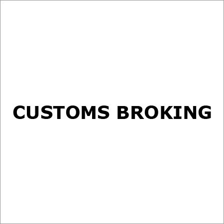 Customs Broking Services