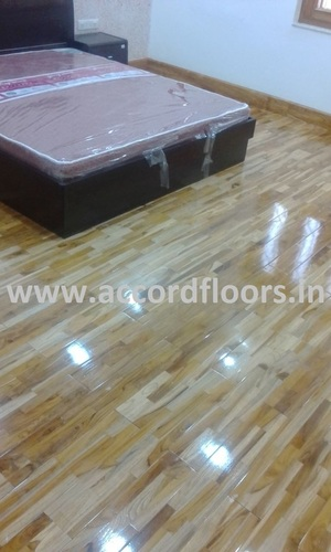 Solid Teak Flooring