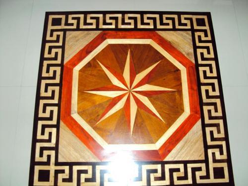 Parquet Wooden Panel