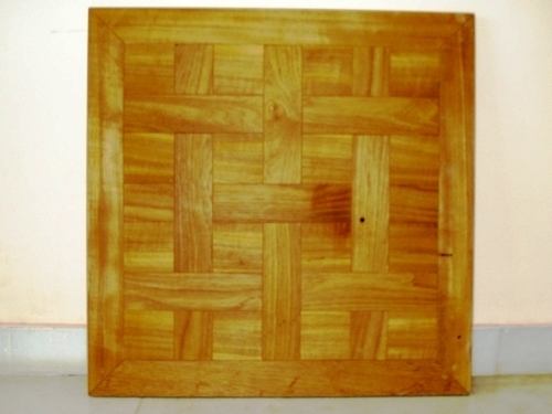 Parquet Wooden Wall Panel