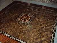 Wooden Mosaic Flooring