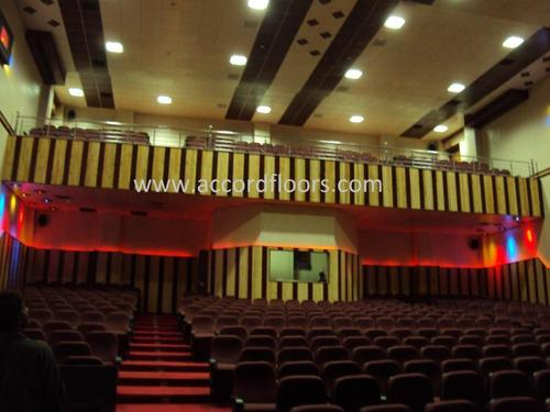 Auditorium Wooden Wall Panels