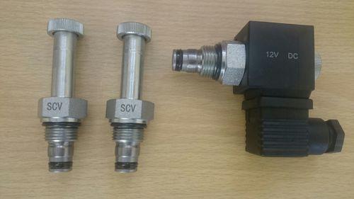 Hydraulic Pump & Valves