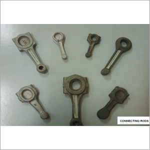 Aluminium Forged Compressor Connecting Rod