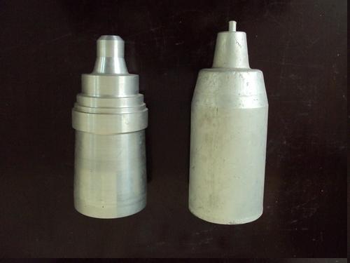 Semi Machined Aluminium Forging Components