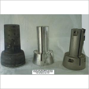 Aluminium Armor Component