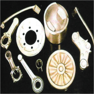 Aluminium Alloy Forged Automobile Parts
