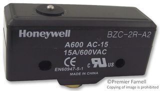 Honeywell Limit Switch BZC-2R-A2